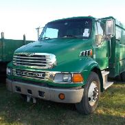 2004 STERLING ACTERRA W/ DUMPING BODY & LIFT GATE Year: 2004 Make: STERLIN
