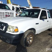 2008 Ford Ranger Extended-Cab Pickup Truck Please Note: Reserved For Loadout Until Sunday, October 2