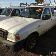 2008 Ford Ranger Extended-Cab Pickup Truck body damaged