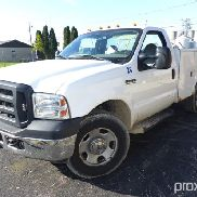 2006 Ford F350 Service Truck Please Note: Reserved For Loadout Until Tuesday, October 24, 2017. Pic