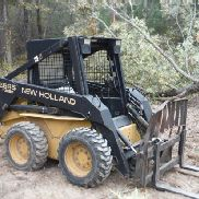 1998 New Holland LX665 Skid Steer