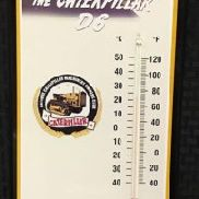 Caterpillar D6 Thermometer mit Box