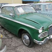 1958 SUNBEAM RAPIER 2DR SEDAN