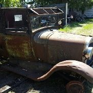 1928 Ford Model AA Truck, Not Running, This Car Is Sold On Bill Of Sale Only