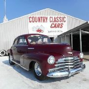 1948 Chevrolet Coupe St Rod