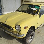 1972 HONDA CIVIC GT COUPE
