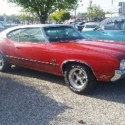 1970 Oldsmobile Cutlass Hardtop