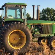 John Deere 4455 Tractor, 6-Cyl. Dsl. Ing., ECAB.