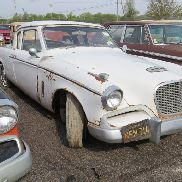 1956 STUDEBAKER FLIGHT HAWK 2DR HT