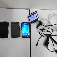 3x Samsung Phones & GPS