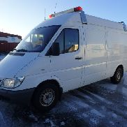 Mercedes-Benz Sprinter 313 CDI -04 Reg. No: UPR 513