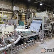 Paper Tissue Machine #7