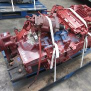 ZF ASTRONIC 12AS2301 GEARBOX