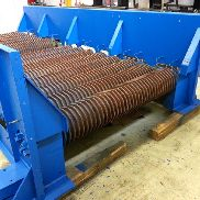 Zeno disc separator ZSS 1500 power 2 x 7,5 kW, obsolete, conveyor width 1.600 mm