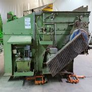 ZENO ZTLL 1800 x 1600 Cutters, built in 1995, Chipping output 1,000 kg / h
