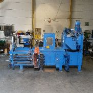 BOA Continette 25, pressing force of 43 t, (obsolete 2000) Year 1996 chute 800 x 700 mm, connection power 35 kW