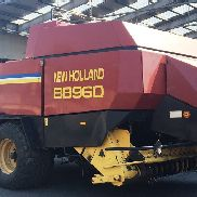 Empacadora grande NEW HOLLAND BB960S