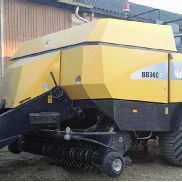 PRESSA BIG BALER NEW HOLLAND BB960A