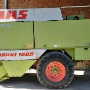 BIG BALER CLAAS 1200 QUADRANTEN
