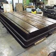 "96""x144"" T Slotted Floor Plate"