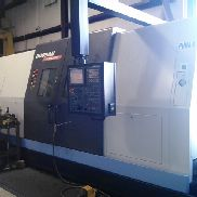 "Doosan Puma 800M - 12.6 ""Bore, 24"" Air Chuck 2008"