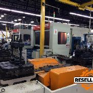 (2) 1994 Mazak H630 FMS System with 16 Pallets