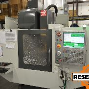 "Haas Super Mini Mill II - 20""x16""x14"", 10,000 RPM, 24 SMTC, 2012"