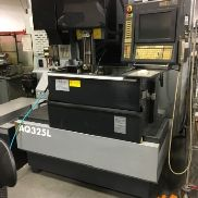 Refurbished Sodick AQ-325L Wire EDM - 2015