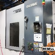 "Okuma MA-500HB -500mm, 27.5""x31.5""x27.5"", 6,000 RPM, 2005"
