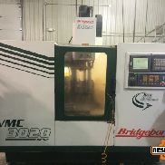 "Bridgeport VMC3020XV - 30 ""x20"" x20 "", 5000 RPM, 2000"