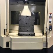 "Makino A81 - 35.4""x31.5""x35.4"", 10,000 RPM, 609mm, 2004"