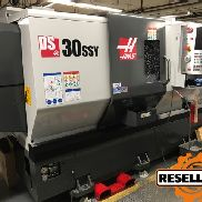 "Haas DS30SSY - 3"" Bar, 4,800 RPM, 24 Tools, 2016"