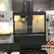 "Haas VF-4 - 50""x20""x25"",8,100 RPM, CAT40, 2014"