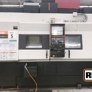 "Mazak Integrex 400S 4 - 4 ""Bar, 12"" Chuck, 20 ATC, 2008"