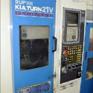 "Kia Super Turn SKT-21V - 8 ""Futter, 5.000 U / min, 1999"