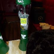 3 liters of drinking column, Heineken