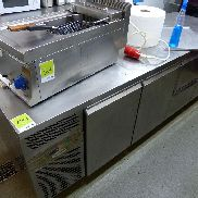 Refrigerated table, refrigerated counter, Brand Studio 54