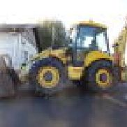 New Holland LB115 Baggerlader / Baggerlader
