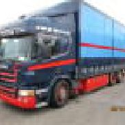 Scania P420 Highline 6x2 Freight / Cargo Truck