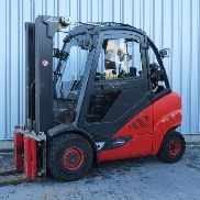Linde H35T with rotary seat Fritzmeier