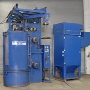 Tilghman (Wheelabrator) MSH750Y Shot blaster with Dust Collector