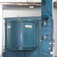 Tilghman (Wheelabrator) RT 2000 Table Rotary grenaillage