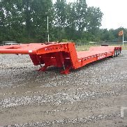 UNUSED 2017 MAKINSAN L4 74 Ton 4 / Axle Front Loading Lowboy