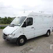 2005 MERCEDES-BENZ SPRINTER CDI Van