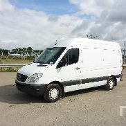 2007 MERCEDES-BENZ SPRINTER Van Parts/Stationary Trucks - Other