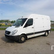 2008 MERCEDES-BENZ SPRINTER 311CDI Van