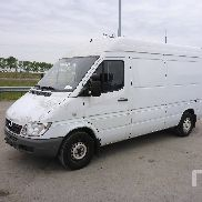 2006 MERCEDES-BENZ SPRINTER 313CDI Van