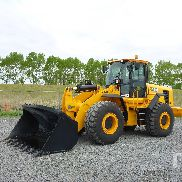 UNUSED JCB 456ZX Radlader