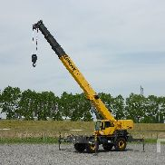 UNUSED GROVE RT540E 35 Ton 4x4x4 Rough Terrain Crane