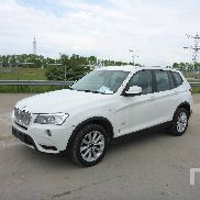 2013 BMW X3 XDRIVE 35D Sport Utility Vehicle